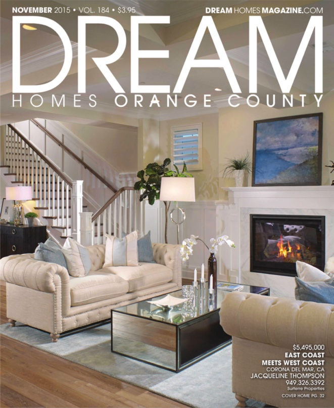 Dream Homes November