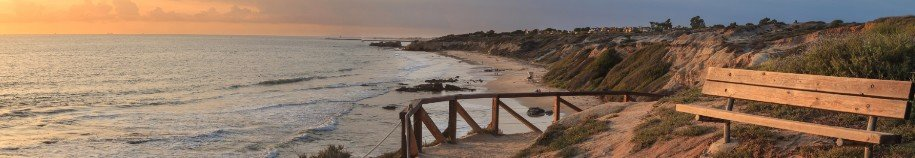 Crystal cove state park beach overlook