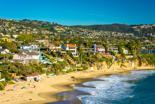 North Laguna Beach real estate