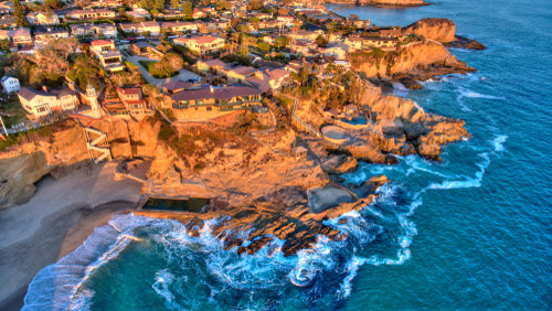 South Laguna Beach real estate